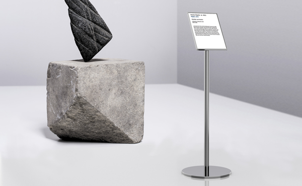 Exhibition Stand Essentials : Museum display products and services
